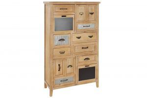 mueble auxiliar madera